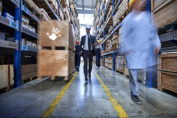 Produktbild zu ATOSS Logistics Solution