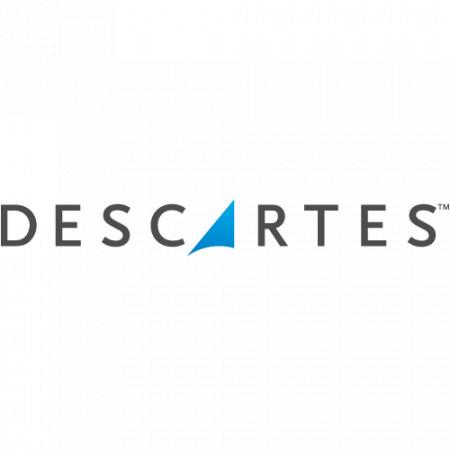Das Logo der Firma Descartes System (Germany) GmbH