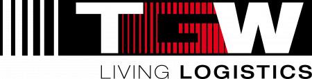 Das Logo der Firma TGW Logistics Group
