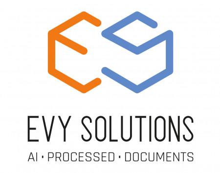 Das Logo der Firma Evy Solutions