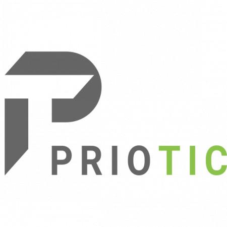 Das Logo der Firma Priotic GmbH